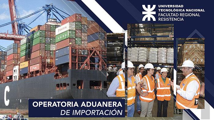 Cursos argentocomex UTN Operatoria aduanera de importación