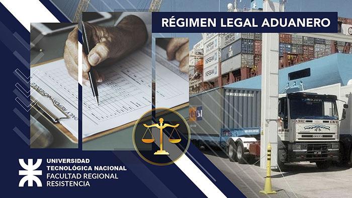 Cursos argentocomex UTN Régimen legal aduanero
